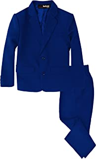 Boys 2 Piece Formal Suit Set