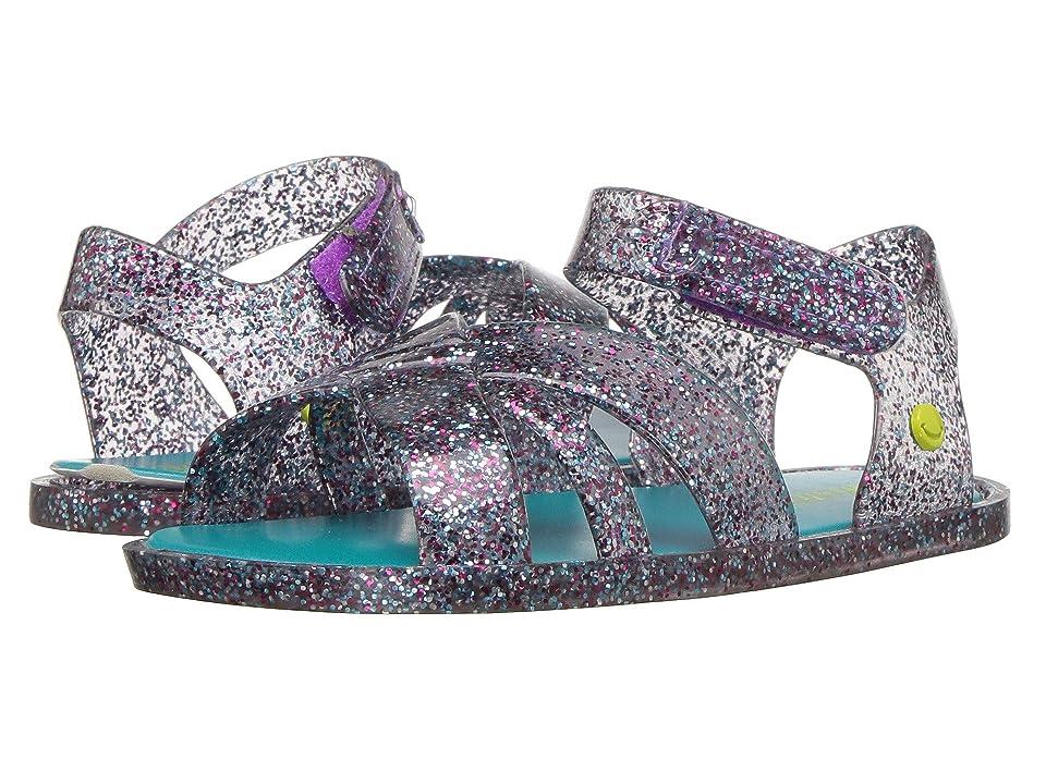 Western Chief Kids Sandbox Sandal (Toddler/Little Kid) (Multi Glitter) Girls Shoes
