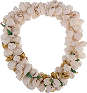 AakarShana jewels Traditional Indian Look Hair Accessories Best Match for Bollywood Dance Looks Like Natural Flowers Party Accessories for Weddings Proms Parties or Other Occassions