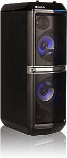 NGS SkyHome, Altavoces (2.0 Canales, Inalámbrico y Alámbrico, 3.5Mm/USB/Bluetooth, 200 W), Inalámbrico y alámbrico, Talla ...