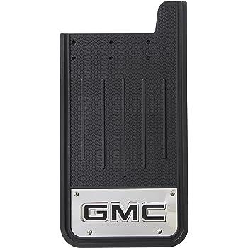 Plasticolor 000593R01 GMC Black Rear Heavy-Duty Mud Guard