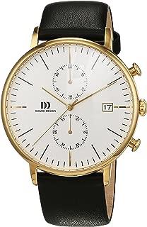 Danish Design IQ11Q975 Mens Chronograph Gold Plated Watch