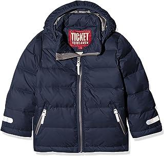 Abnehmbarerkapuze Jacket Ticket to Heaven Boys Jacke Daune Malcolm M
