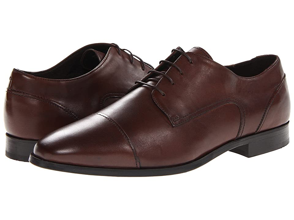 Florsheim Jet Cap Toe Oxford (Brown) Men