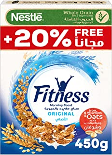 Nestle Fitness Nestle Breakfast Cereal 450g – Promo Pack