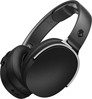 Skullcandy S6HTW-K033 Skullcandy Hesh 3 Foldable Wireless Bluetooth Over-Ear Headphones with Microphone - Black - Black/Black (Pack of1)