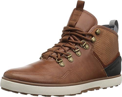 ALDO Men's PADGITT Walking chaussures, Cognac, 10-D US