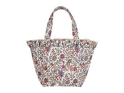 Loeffler Randall Claire Nylon Canvas Tote (Provincial Floral) Handbags