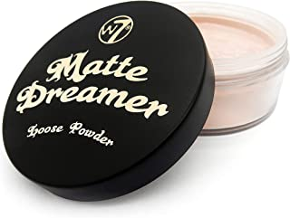W7 | Matte Dreamer Loose Face Powder Makeup | Neutral Toned Setting Powder Suitable For All Skin Tones | Cruelty Free Makeup For Women by W7 Cosmetics