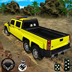 Off road Prado Journey Multiple Challenging Missions Multiple Vehicles TO Choose From HD Graphics