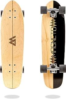 Magneto Mini Cruiser Skateboard Cruiser   Short Board   Canadian Maple Deck - Designed for Kids, Teens and Adults …