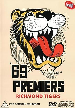 AFL Premiers 1969 Richmond