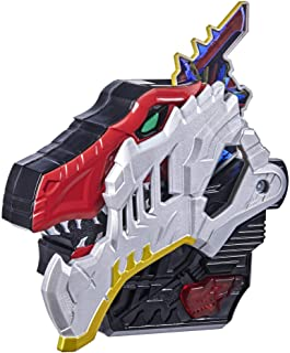 Power Rangers Dino Fury Morpher elektronisch speelgoed met licht en geluid, bevat Dino Fury-sleutel geïnspireerd op de Pow...