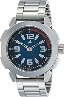 Fastrack Analog Multicolor Dial Men's Watch-NK3130SM02