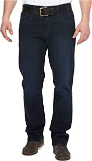 Urban Star Mens Jeans Relaxed Fit – Straight Leg Stretch Jeans for Men (Regular and Big and Tall Sizes)