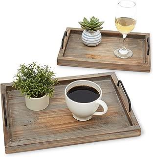 farmhouse wood tray
