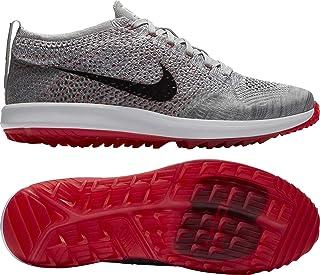 [ナイキ] レディース ゴルフ Nike Women's Flyknit Racer G Golf Shoes [並行輸入品]