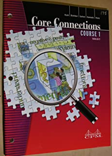 Core Connections Course 1 Toolkit