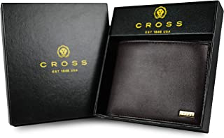 Cross Oak Brown Men's Wallet (AC248366B)