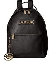 LOVE Moschino - Classic Leather Backpack