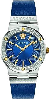 Womens Greca Logo Watch VEVH00120