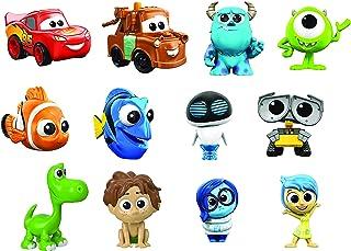 Disney Pixar Minis une micro figurine dans un sachet-surprise, modèle aléatoire, jouet pour enfant à collectionner, GMC43