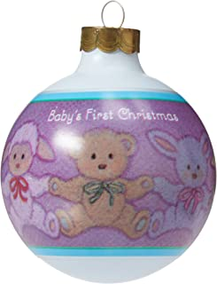 Best 1993 baby's first christmas ornament Reviews