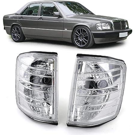 Ad Tuning Depo Frontblinker Set In Silbergrau Links Rechts Blinker Auto