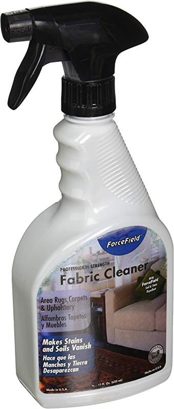 ForceField Fabric Cleaner Remove Protect And Deep Clean 22oz