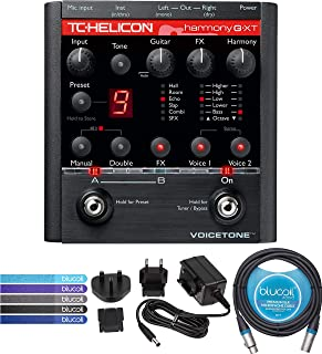 Best tc helicon voicelive rack vocal processor Reviews