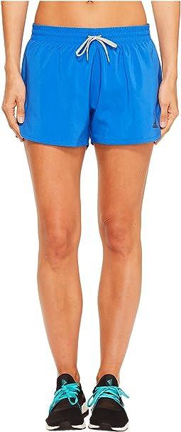 Woven Slit Shorts