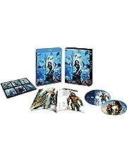 アクアマン ブルーレイ&DVDセット (初回仕様/2枚組/ブックレット&キャラクターステッカー付) [Blu-ray]