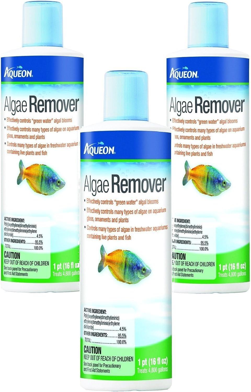 Aqueon Pond Algae Remover, 16 oz (3 Pack)