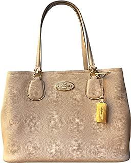 Crossgrain Leather Kitt Carryall Shoulder Bag Handbag