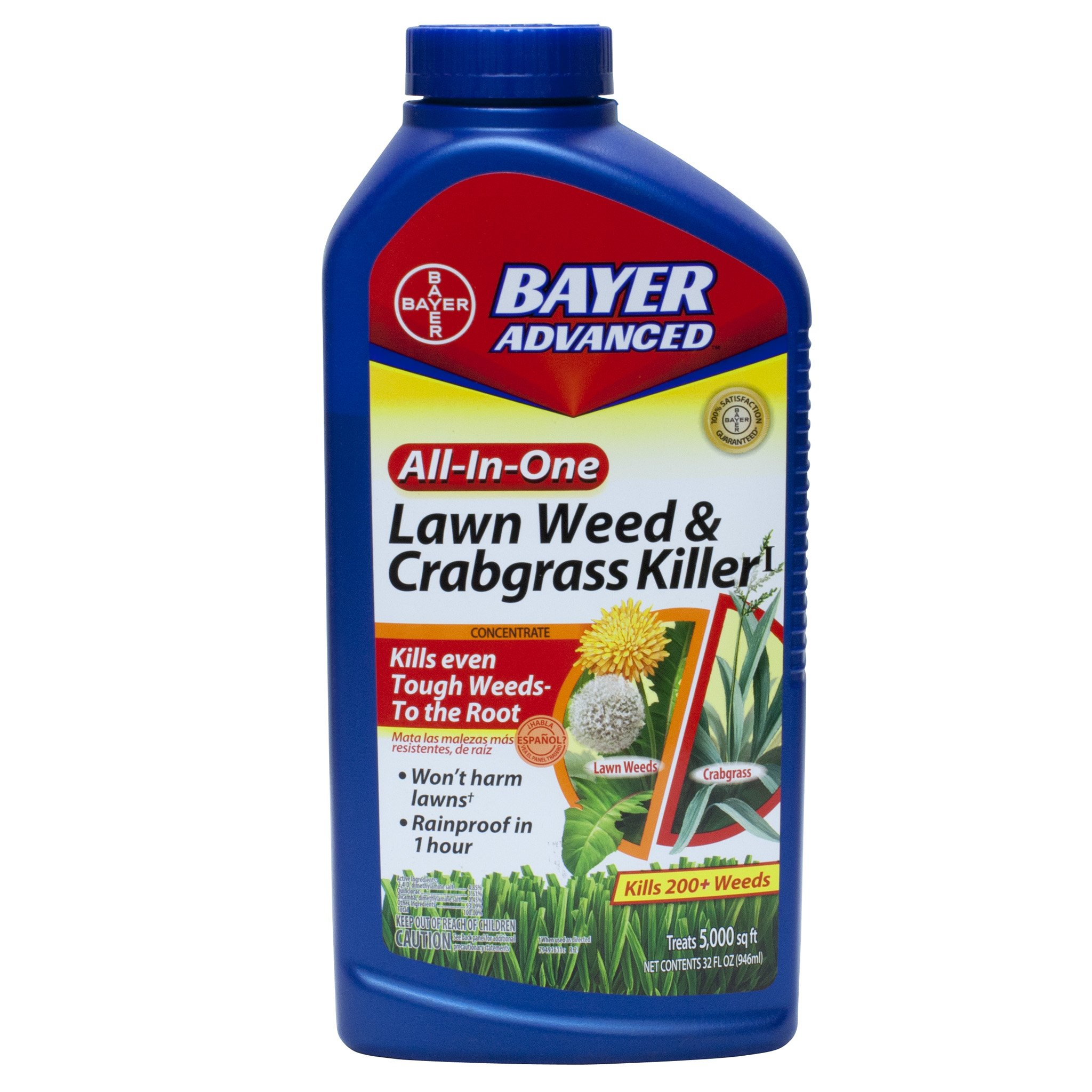 Bayer 704140A All In 1 Weed Killer