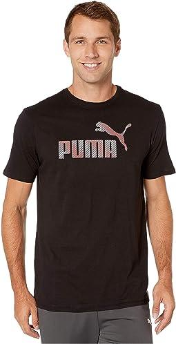 PUMA Black/PUMA Red