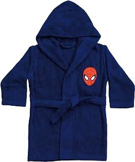 Spiderman 042393Albornoz Peter, algodón, Rizo, 6/8años, 110–128cm