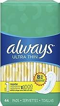 Best always ultra thin regular pads Reviews