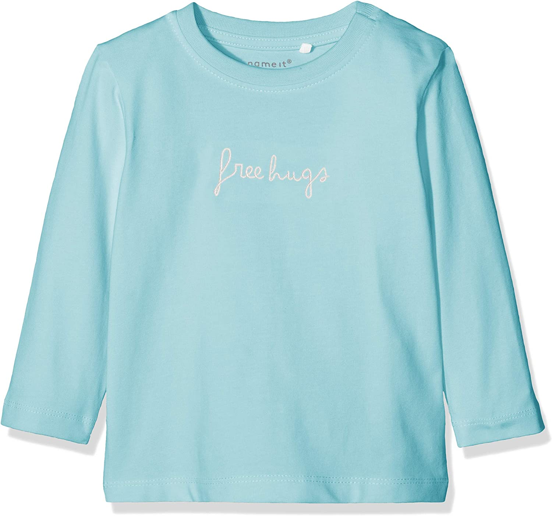 Name It Baby Nbndelinus Ls Top Sweatshirt