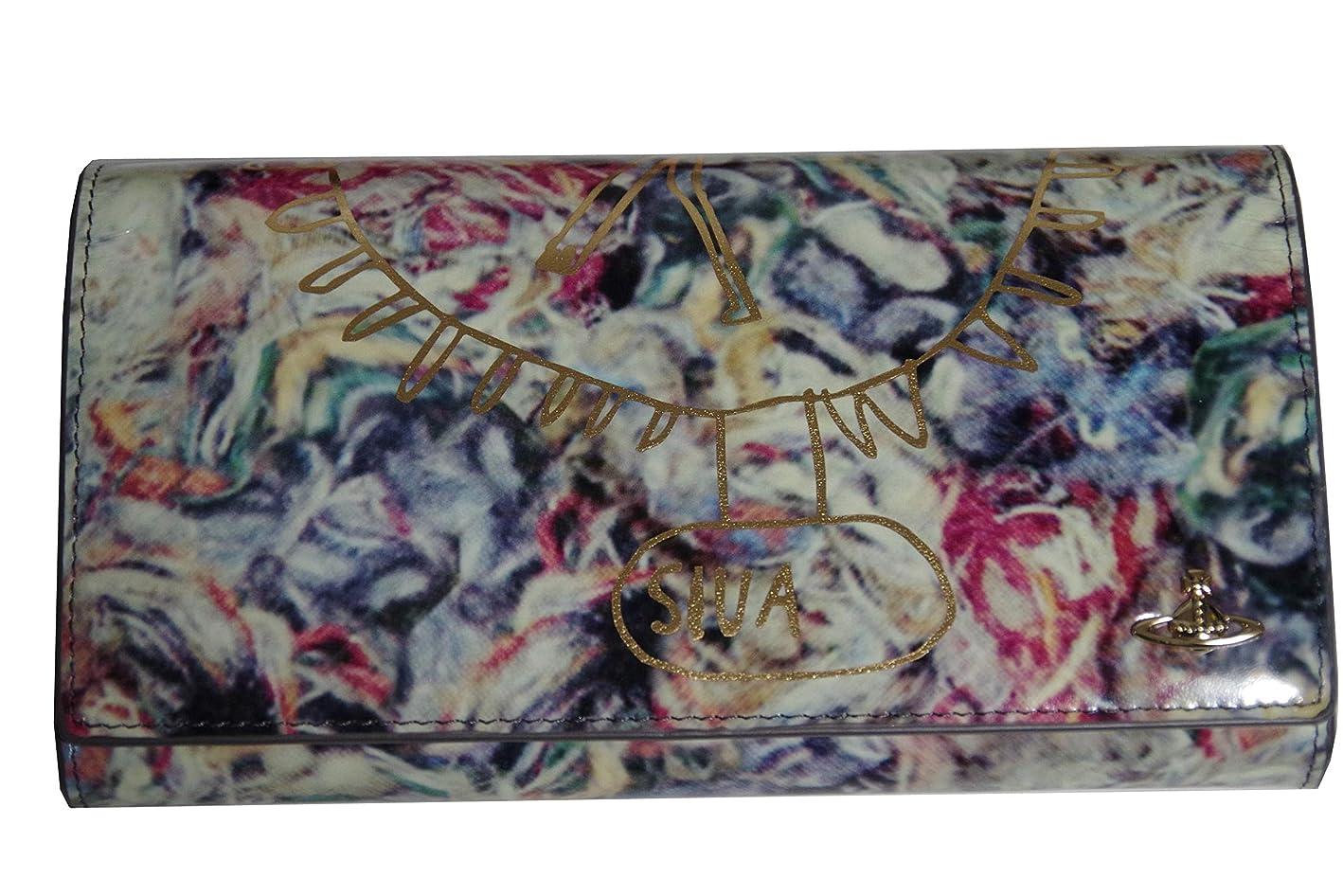 納得させるフェローシップ技術Vivienne Westwood ヴィヴィアンウエストウッド 長財布 SIVA ピンク U102