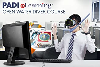 Padi Open Water Online Scuba Certification Course