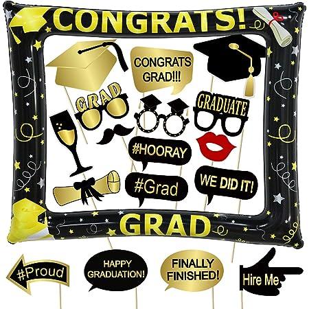 Photobooth Prop Graduation Party Decor Handmade DIY Party Supply PhotoBooth Size 36x24,48x36 Custom Photobooth Frame Air Force Pilot Congratulations Photobooth Custom Congratulations Photo Prop