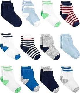 Simple Joys by Carter's Baby Boys' 12-Pack Socks