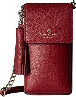 North/South Crossbody Phone Case for iPhone® 6, 6s, 7, 8