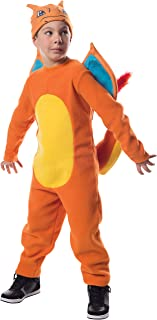Pokemon Charizard Costume for Kids