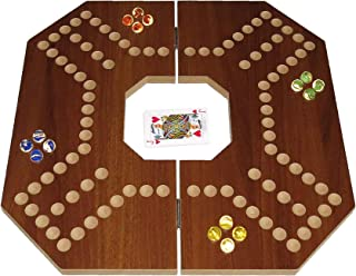 Jackaroo for 4 players - brown board