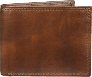 Men's RFID Blocking Passcase Bifold Wallet