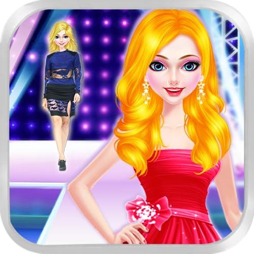 Top Model: Fashion Star Makeup Salon Games