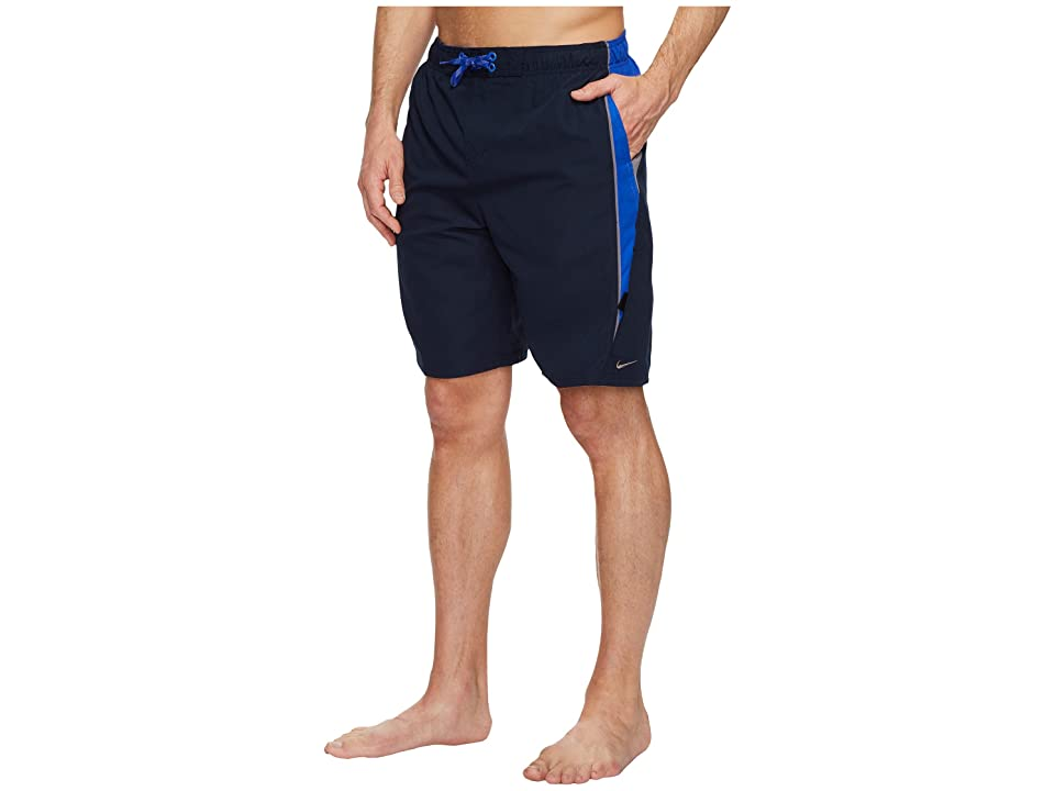 Nike Contend 9 Volley Shorts (Obsidian) Men