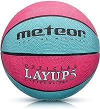 meteor® Layup Kinder Mini Basketball Größe #5 ideal auf die Jugend Kinderhände von 4-8 Jährigen abgestimmt idealer Basketb...
